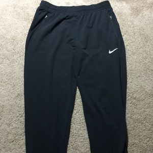 Nike dri fit Training Sweatpants tapered joggers